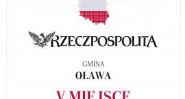 Gmina Oława V w rankingu w Polsce