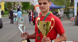 Łukasz Dziądziak jako pierwszy pokonał 130 km