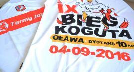 Biegniesz w Biegu Koguta? Wygraj koszulkę