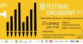 III Międzynarodowy Festiwal Organowy