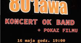 Koncert OK BAND do projektu 80