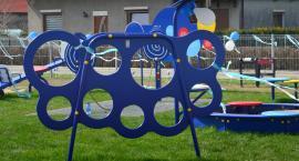 Plac zabaw Nivea oficjalnie otwarty