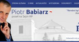 Spotkanie z posłem na sejm RP Piotrem Babiarzem