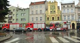 Przypalona potrawa przyczyna interwencji strażaków