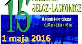 Jubileuszowy maraton w Jelczu-Laskowicach. Informacje organizacyjne