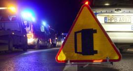 Śmiertelne potrącenie pieszej w Godzikowicach