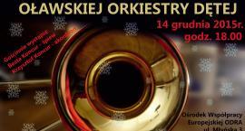 Koncert Świąteczny Oławskiej Orkiestry Dętej