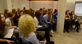 Młodzież o Oławie – konferencja open space