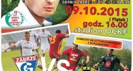 Charytatywny mecz dla Grzegorza Galasińskiego