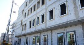 Postępy w budowie Centrum Edukacyjno-Rewalidacyjnego
