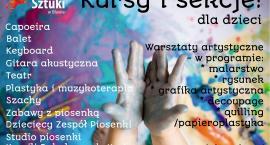 Centrum Sztuki zaprasza na kursy