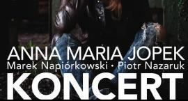 Anna Maria Jopek w Centrum Sztuki