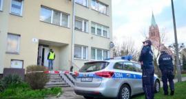 Zabójstwo na klatce schodowej [VIDEO]