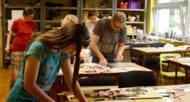 Trwają zajęcia w ramach XIX Europejskiego Pleneru Artystycznego