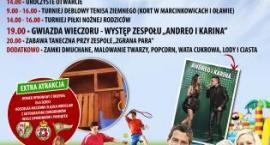Festyn rodzinny w Marcinkowicach