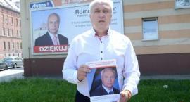 Poseł Roman Kaczor dziękuje mieszkańcom