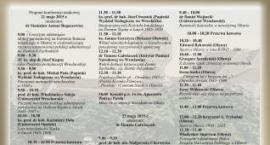 Konferencja naukowa w ramach rocznicy