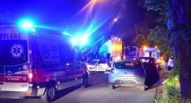Samochód wpadł do Odry. Nie żyje 17-letnia dziewczyna [VIDEO]