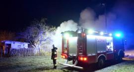 Kolejny pożar altanki w Starym Górniku