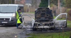 Tragedia w Jankowicach. Spłonął 62-letni mężczyzna