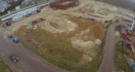 Budowa PODIUM wstrzymana