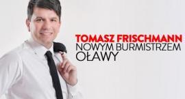 Tomasz Frischmann nowym burmistrzem!