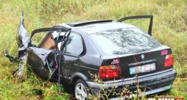 Groźny wypadek w Jelczu-Laskowicach