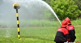 Zawody pożarnicze w Biskupicach Oławskich