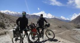 Wyprawa - Oławianie rowerami w Himalajach