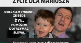 Życie dla Mariusza - potrzebna pomoc