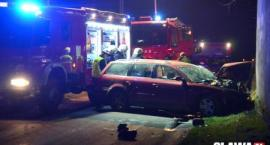 Śmiertelny wypadek w Zakrzowie [VIDEO]