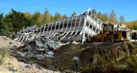 Rok po wyburzeniu wieżowca JZS