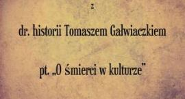 Spotkanie dr. Tomaszem Gałwiaczkiem