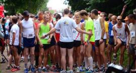 200 osób pobiegło dla Krzysztofa