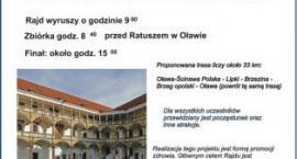 """IV etap """"Rowerami po ziemi Oławskiej"""""""
