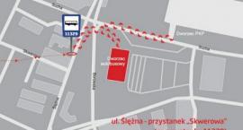 Nowy przystanek z Wrocławia do Oławy
