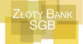 Bank Spółdzielczy Złotym Bankiem !