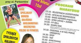 I Charytatywny maraton fitness w Jelczu