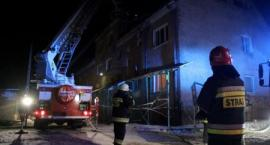 Pożar na Opolskiej