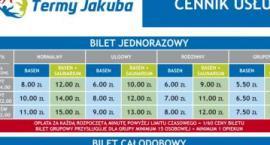 Znamy ceny biletów na basen
