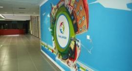 W Termach powstał mural...