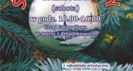 Kiermasz Bożonarodzeniowy w Gminie