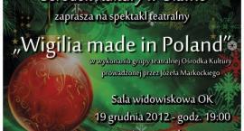 Wigilia Made in Poland