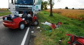 Śmiertelny wypadek na trasie Marcinkowice-Grobilce