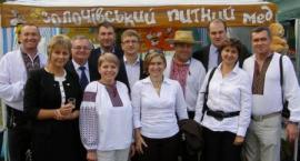 Wizyta w partnerskim powiecie złoczowskim