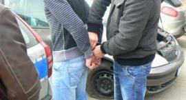 Pościg za złodziejem samochodu..