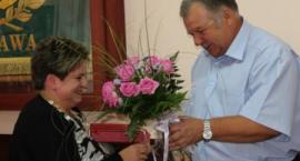 Pożegnanie dyrektor OP Osiek