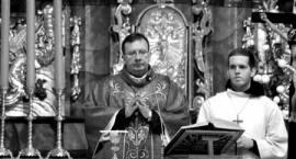 Dziś pogrzeb ks. Waldemara Irka