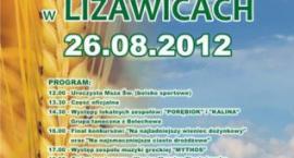 Dożynki Gmine w Lizawicach
