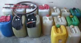 Sprawca kradzieży paliwa zatrzymany